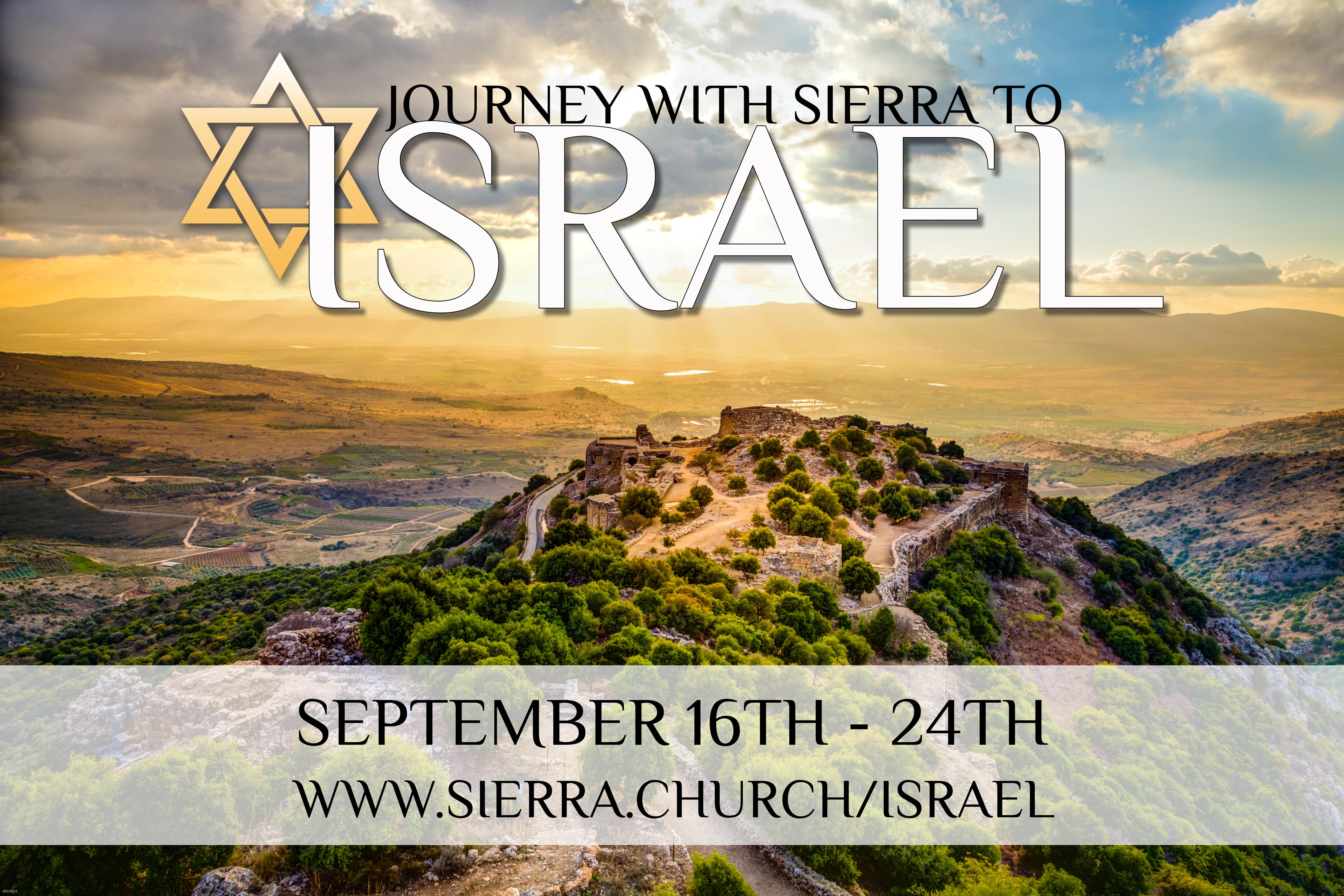 Israel Sierra Community Church